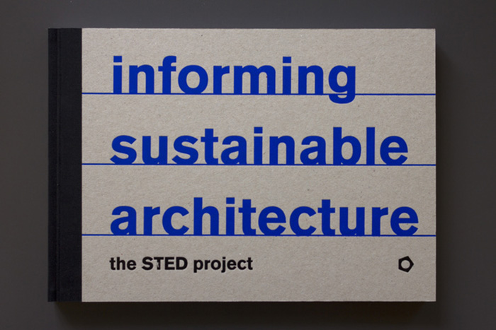STED. Informing Sustainable Architecture. Foto: Kadk.dk